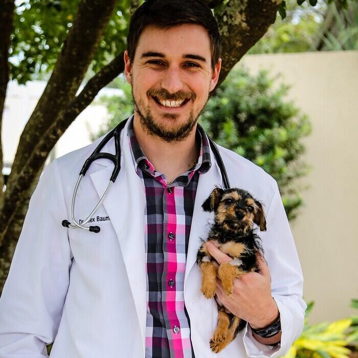 Alex Baumgartner, DVM</br> Emergency Associate Veterinarian  photo