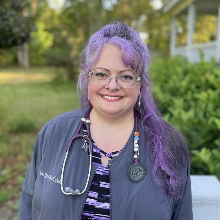 Jennifer Smith, DVM </br> Associate Veterinarian  photo